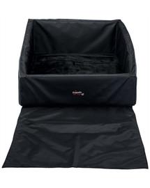 TRIXIE Pelech pro psa do zavazadlového prostoru 90 × 75 cm