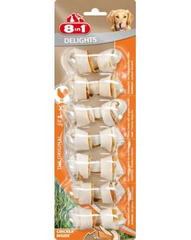 8IN1 Pamlsek Delights Bones XS 7ks