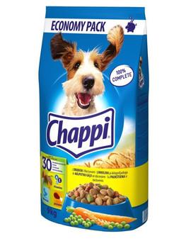 CHAPPI Drůbeží 9 kg