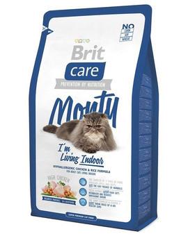 BRIT Care Cat Monty Indoor 2 kg