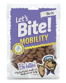 BRIT Care Let's Bite Dog Mobility 150g