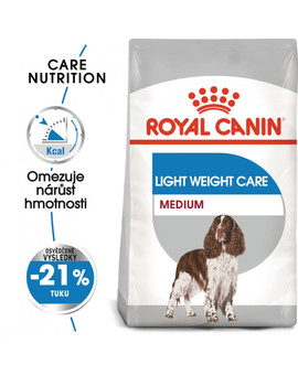 ROYAL CANIN Medium Light Weight Care pro psy, s tendencí k nadváze 9 kg