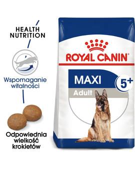 ROYAL CANIN Maxi adult 5+ 4 kg granule pro dospělé stárnoucí velké psy