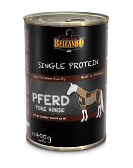 BELCANDO Single Protein Horse 400g