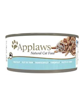 APPLAWS Cat konzerva Tuňák 156 g