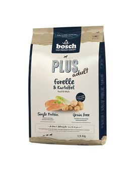 BOSCH Plus pstruh & brambory 2,5 kg