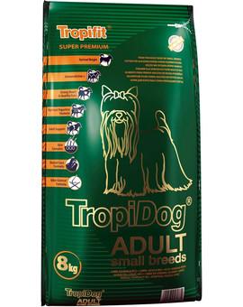 TROPICAL Tropidog adult small breeds worek 8 kg