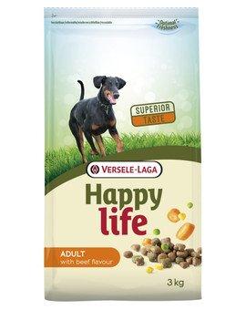 VERSELE-LAGA Happy life adult beef 15 kg