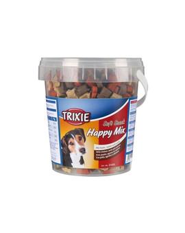 TRIXIE Soft snack pro psa mix kuře, jehněčí, losos 500 g