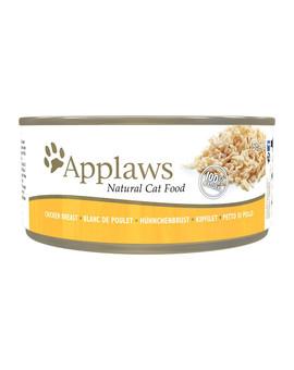 APPLAWS Cat Kuřecí prsa 156 g