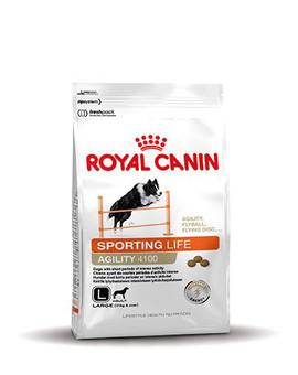 ROYAL CANIN sport&ing Life Agility 4100 Large Dog 15 kg