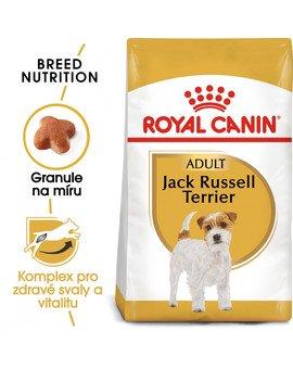 ROYAL CANIN Jack Russell Adult 7.5 kg granule pro dospělého jack russell teriéra