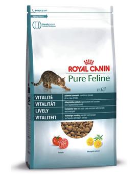 ROYAL CANIN Pure feline n.03 (vitálnost) 1.5 kg