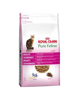 ROYAL CANIN Pure feline n.01 (pěkná  srst ) 3 kg