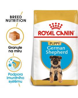 ROYAL CANIN German Shepherd Puppy 3 kg granule pro štěně německého ovčáka