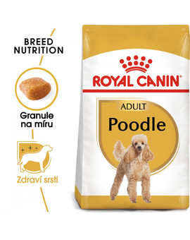 ROYAL CANIN Poodle Adult 1.5 kg granule pro dospělého pudla