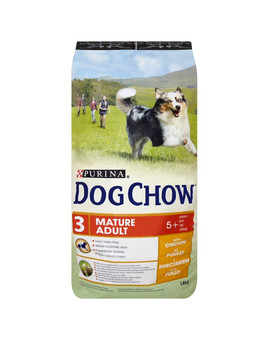 PURINA Dog Chow Mature Adult 5+ chicken 14 kg