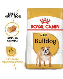 ROYAL CANIN Bulldog Adult 12 kg granule pro dospělého buldoka