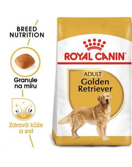 ROYAL CANIN Golden Retriever Adult 12 kg granule pro dospělého zlatého retrívra