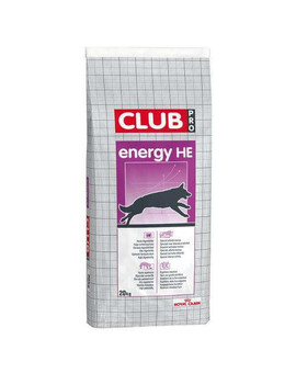 ROYAL CANIN Club energy he 20 kg