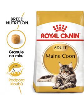 ROYAL CANIN Maine Coon Adult 4kg granule pro mainské mývalí kočky