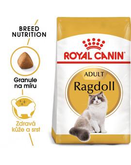 ROYAL CANIN Ragdoll Adult 400g granule pro ragdoll kočky