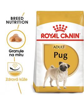 ROYAL CANIN Pug Adult 1,5 kg granule pro dospělého mopse