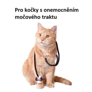 Pro kočky s onemocněním močového traktu