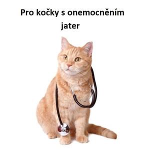 Pro kočky s onemocněním jater