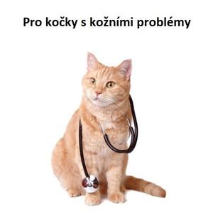 Pro kočky s kožními problémy