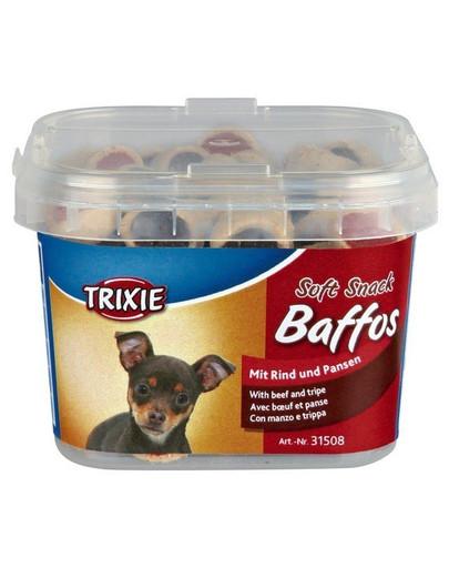 TRIXIE Soft Bits Kroužky hovězí s dršťkami 140 g