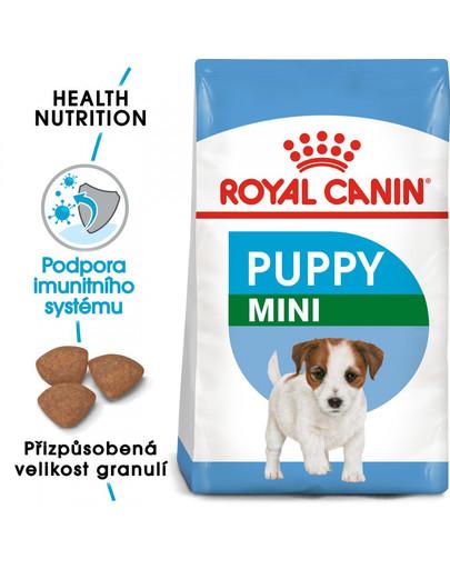 ROYAL CANIN Mini Puppy 4kg  granule pro malá štěňata
