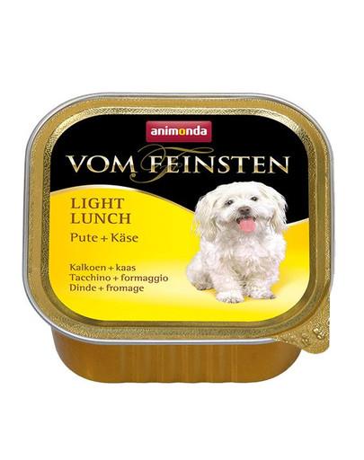 ANIMONDA Paštika pro kočky vom Feinsten Light Lunch krůtí a sýr 150 g