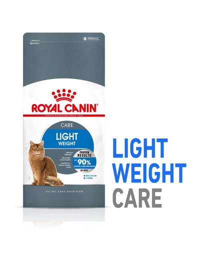 ROYAL CANIN Light Weight Care 400g dietní granule pro kočky