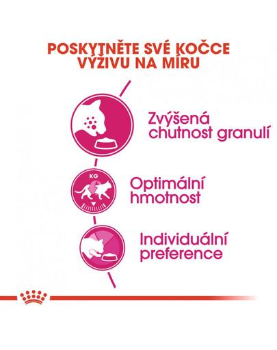 ROYAL CANIN Savour Exigent 2kg granule pro mlsné kočky