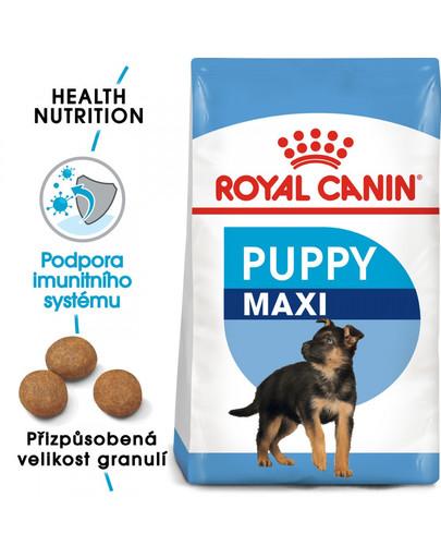 ROYAL CANIN Maxi Puppy 15kg granule pro velká štěňata