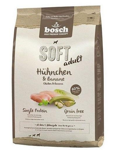 BOSCH Soft Kuřecí & banán 2,5 kg