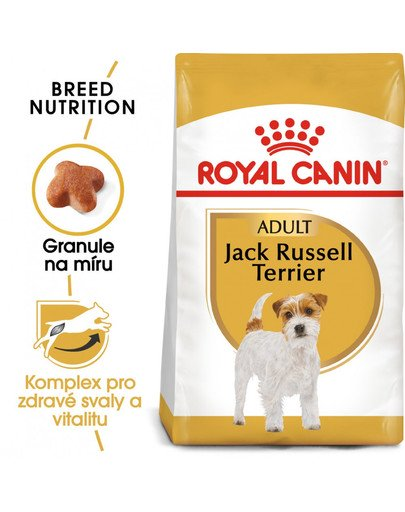 ROYAL CANIN Jack Russell Adult 500g granule pro dospělého jack russell teriéra