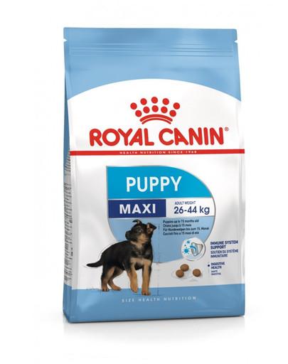 ROYAL CANIN Maxi Puppy 4kg granule pro velká štěňata