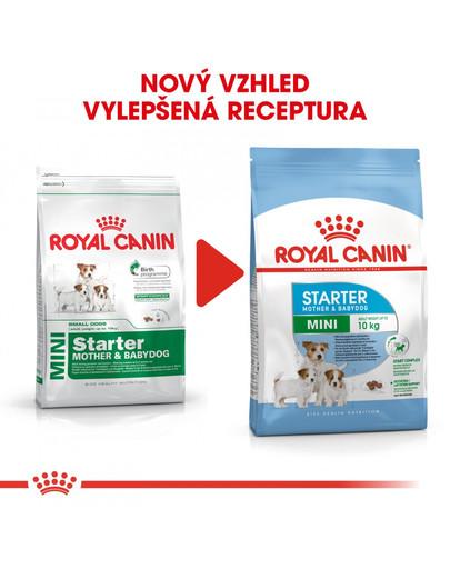 ROYAL CANIN Mini Starter Mother&Babydog 8.5 kg granule pro březí nebo kojící feny a štěňata