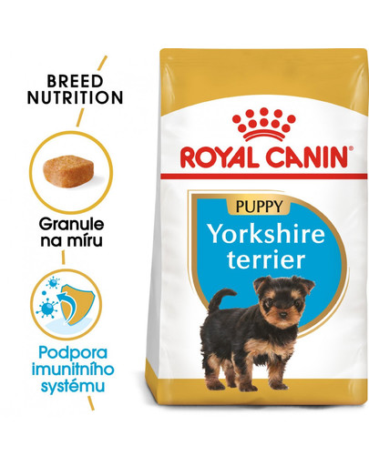ROYAL CANIN Yorkshire Puppy 1.5 kg granule pro štěně jorkšíra