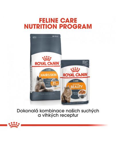 ROYAL CANIN Hair and Skin Care 10kg granule pro kočky pro zdravou srst a kůži