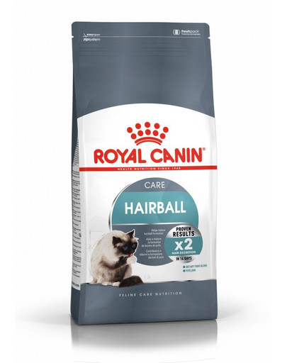 ROYAL CANIN Hairball Care 10kg granule pro kočky pro správné vylučování