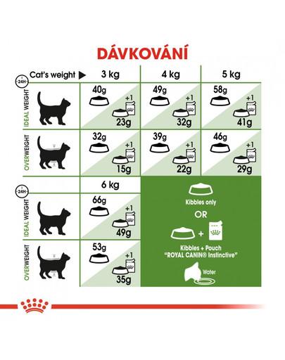 ROYAL CANIN Outdoor 400g granule pro kočky s častým pohybem venku