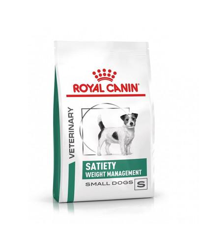 ROYAL CANIN Veterinary Health Nutrition Dog Satiety Small 1.5 kg