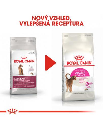 ROYAL CANIN Aromatic Exigent 400g granule pro mlsné kočky
