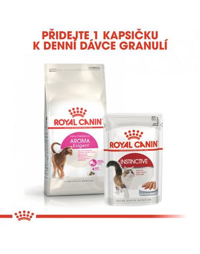 ROYAL CANIN Aromatic Exigent 2 kg granule pro mlsné kočky