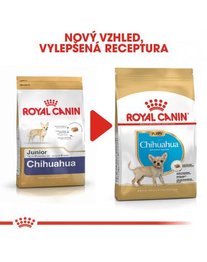 ROYAL CANIN Chihuahua Puppy 500g granule pro štěně čivavy