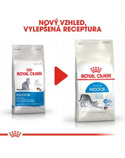 ROYAL CANIN Indoor 2 kg granule pro kočky žijící uvnitř
