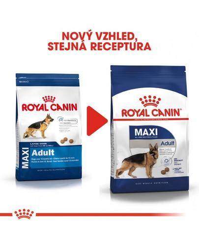 ROYAL CANIN Maxi Adult 4 kg granule pro dospělé velké psy